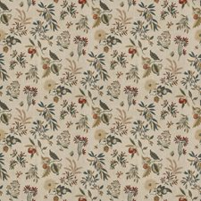 Sienna Floral Decorator Fabric by Fabricut