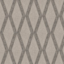 Charcoal Diamond Decorator Fabric by Fabricut