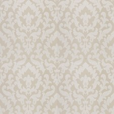 Eggshell Damask Decorator Fabric by Trend