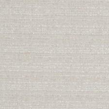 Ecru Glimmer Solid Decorator Fabric by Trend