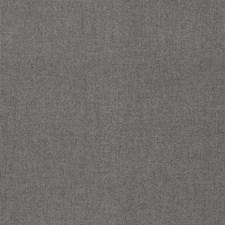 Carbon Solid Decorator Fabric by Trend