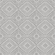 Smoke Contemporary Decorator Fabric by Stroheim