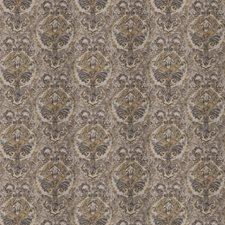 Umber Print Pattern Decorator Fabric by Trend