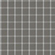 Grey Check Decorator Fabric by Fabricut