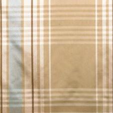 Buttermilk/blue Decorator Fabric by Highland Court