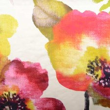 Ruby/olive Decorator Fabric by Highland Court