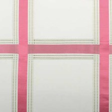 Pink/Green Plaid Decorator Fabric by Highland Court