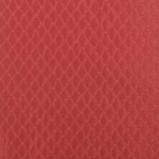 Poppy Red Geometric Decorator Fabric by Highland Court