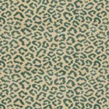 Aqua Skins Decorator Fabric by Brunschwig & Fils