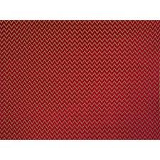 Ruby Stripes Decorator Fabric by Brunschwig & Fils