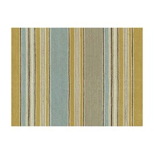 Quince/Dove Stripes Decorator Fabric by Brunschwig & Fils