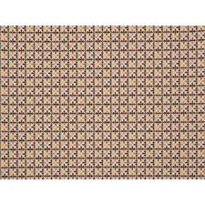 Red/Blue Geometric Decorator Fabric by Brunschwig & Fils