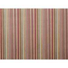 Aqua/Pink Stripes Decorator Fabric by Brunschwig & Fils