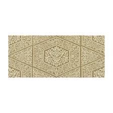Natural Geometric Decorator Fabric by Brunschwig & Fils