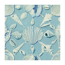 Sea Tropical Decorator Fabric by Brunschwig & Fils