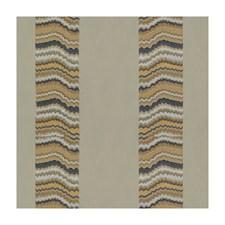 Beige/Gold Modern Decorator Fabric by Brunschwig & Fils