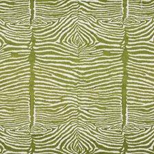 Leaf Animal Skins Decorator Fabric by Brunschwig & Fils