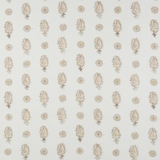 Spa/Beige Paisley Decorator Fabric by Brunschwig & Fils