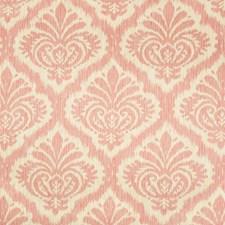 Pink Damask Decorator Fabric by Brunschwig & Fils