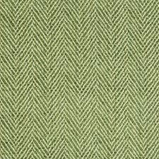 Celery Herringbone Decorator Fabric by Brunschwig & Fils