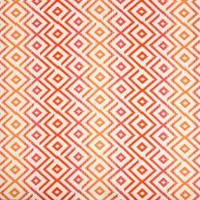 Sunset Diamond Decorator Fabric by Brunschwig & Fils