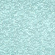 Aqua Animal Skins Decorator Fabric by Brunschwig & Fils