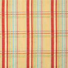 Canary Plaid Decorator Fabric by Brunschwig & Fils