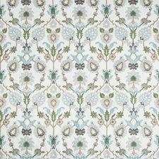 Mist Ethnic Decorator Fabric by Brunschwig & Fils
