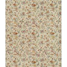 Meadow Botanical Decorator Fabric by Brunschwig & Fils