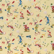 Sun Asian Decorator Fabric by Brunschwig & Fils