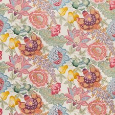 Spring Botanical Decorator Fabric by Brunschwig & Fils