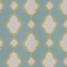 Seaglass Diamond Decorator Fabric by Stroheim