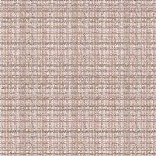 Coral Check Decorator Fabric by Stroheim