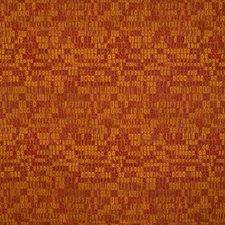 Beet Geometric Decorator Fabric by S. Harris