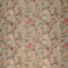 Autumn Floral Decorator Fabric by S. Harris