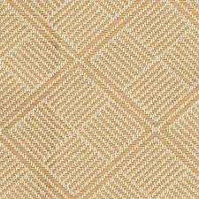 Raffia Geometric Decorator Fabric by S. Harris