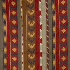 Rustic Global Decorator Fabric by S. Harris