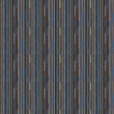 Sky Stripes Decorator Fabric by S. Harris