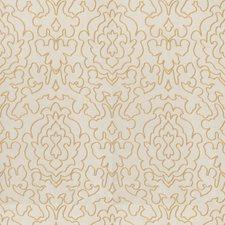 Citrine Contemporary Decorator Fabric by Trend