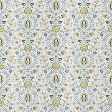 Sapphire Sky Global Decorator Fabric by Trend
