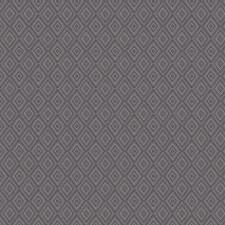Navy Diamond Decorator Fabric by Trend