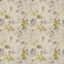 Heather Floral Decorator Fabric by Vervain