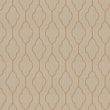 Copper Birch Embroidery Decorator Fabric by Trend