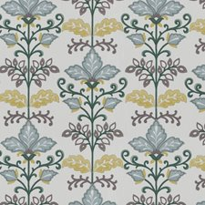 Capri Floral Decorator Fabric by Fabricut