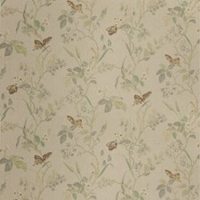 Spring Willow Floral Decorator Fabric by Vervain