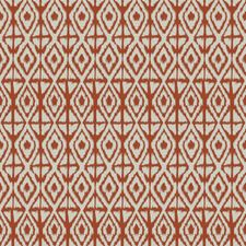 Sunset Contemporary Decorator Fabric by S. Harris