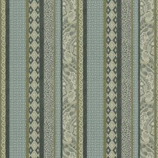 Seaglass Geometric Decorator Fabric by Trend