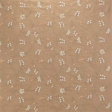 Apricot Botanical Decorator Fabric by Kravet
