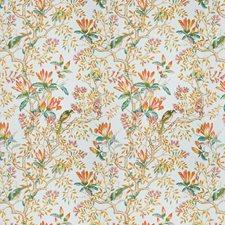 Mandarin Animal Decorator Fabric by Vervain