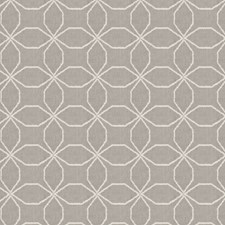 Grey Embroidery Decorator Fabric by Fabricut